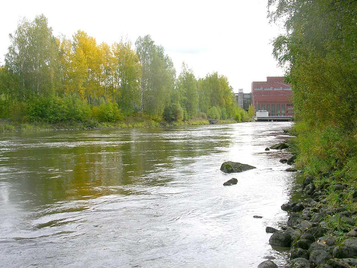 Harjavallan voimalaitos (Kuvaaja: Jukka Muhonen)