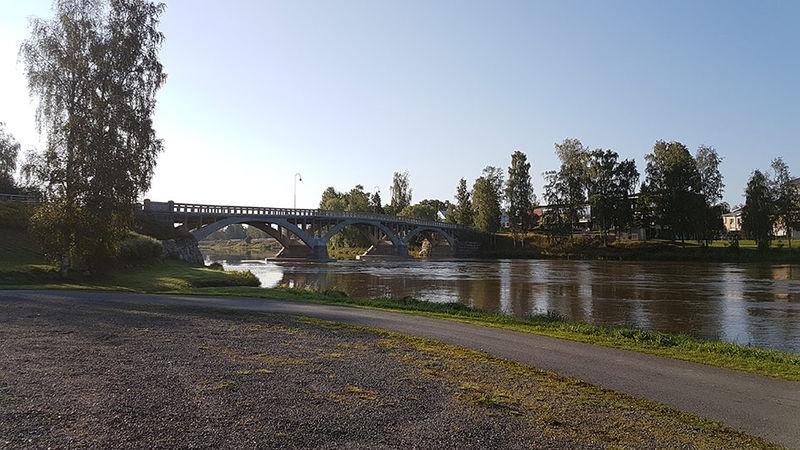 Kokemäenjoen ylittävä silta
